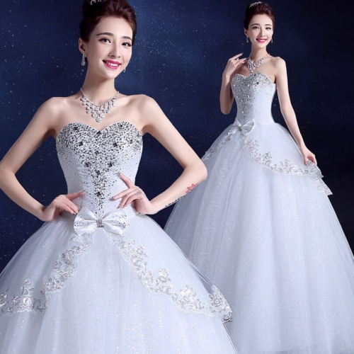 11Y14S04#Wedding Dresses