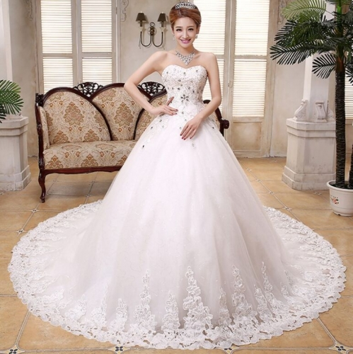 11D209S04#Wedding Dresses