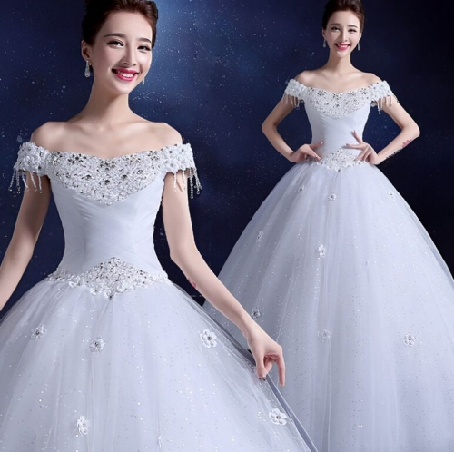 11Y06W04#Wedding Dresses