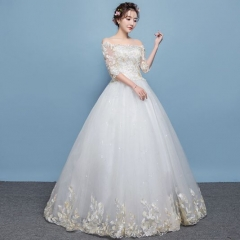 11D19W04#Wedding Dresses
