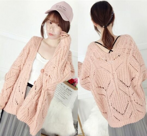 158083#Sweater coat