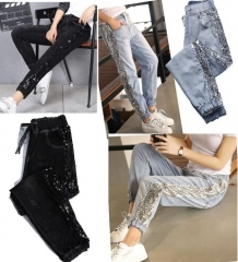 158356#Denim Pants