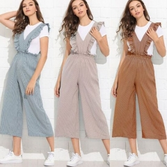 153840#T shiet+Jumpsuit