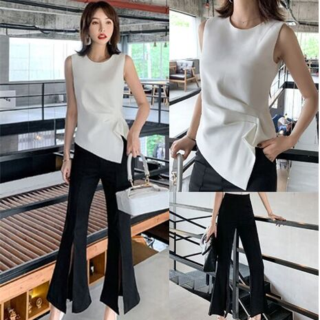 15886803#Shirt+Pants 2pcs Suit