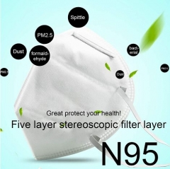 N95#10pcs Medical Masks