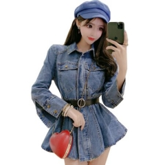 156986#Denim  Jacket