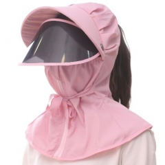 71B0051#Child'Anti-spray protective hat shawl