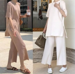 158979#Blouse+Pants Suit