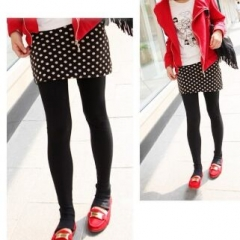 363125#Fake 2 pcs Pants