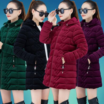 37216#Thicken Coat
