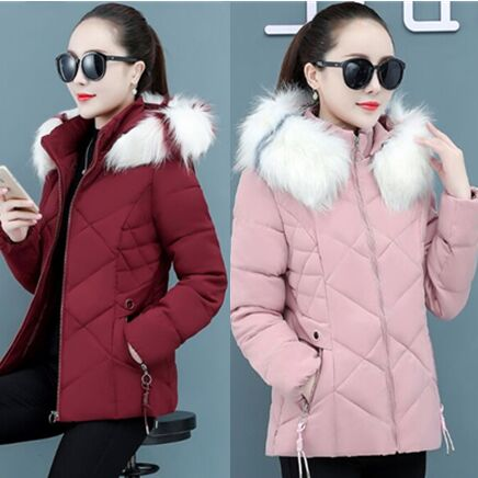 37K013#Thicken Coat